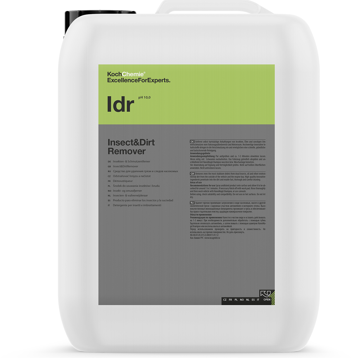 Insect&Dirt Remover