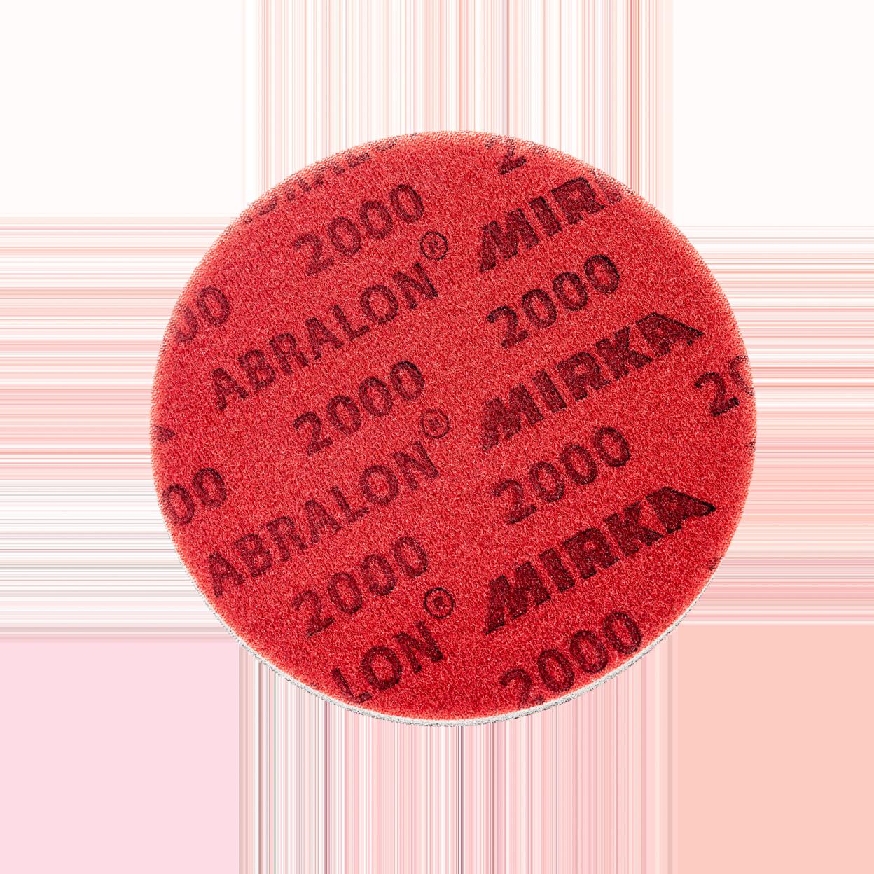 Abralon, 2000er Körnung