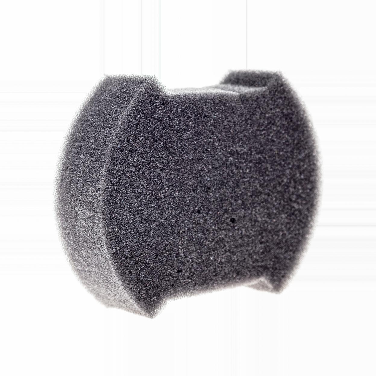 Applikator-Schwamm für Kunststoffinnenpflege