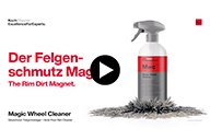 Magic Wheel Cleaner