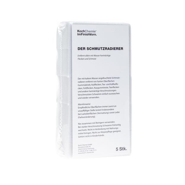 Schmutzradierer 5er Pack