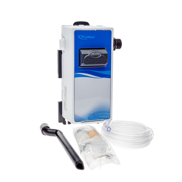 Promax Dosierer, 4 l/min, Schlauch, Druckschalter